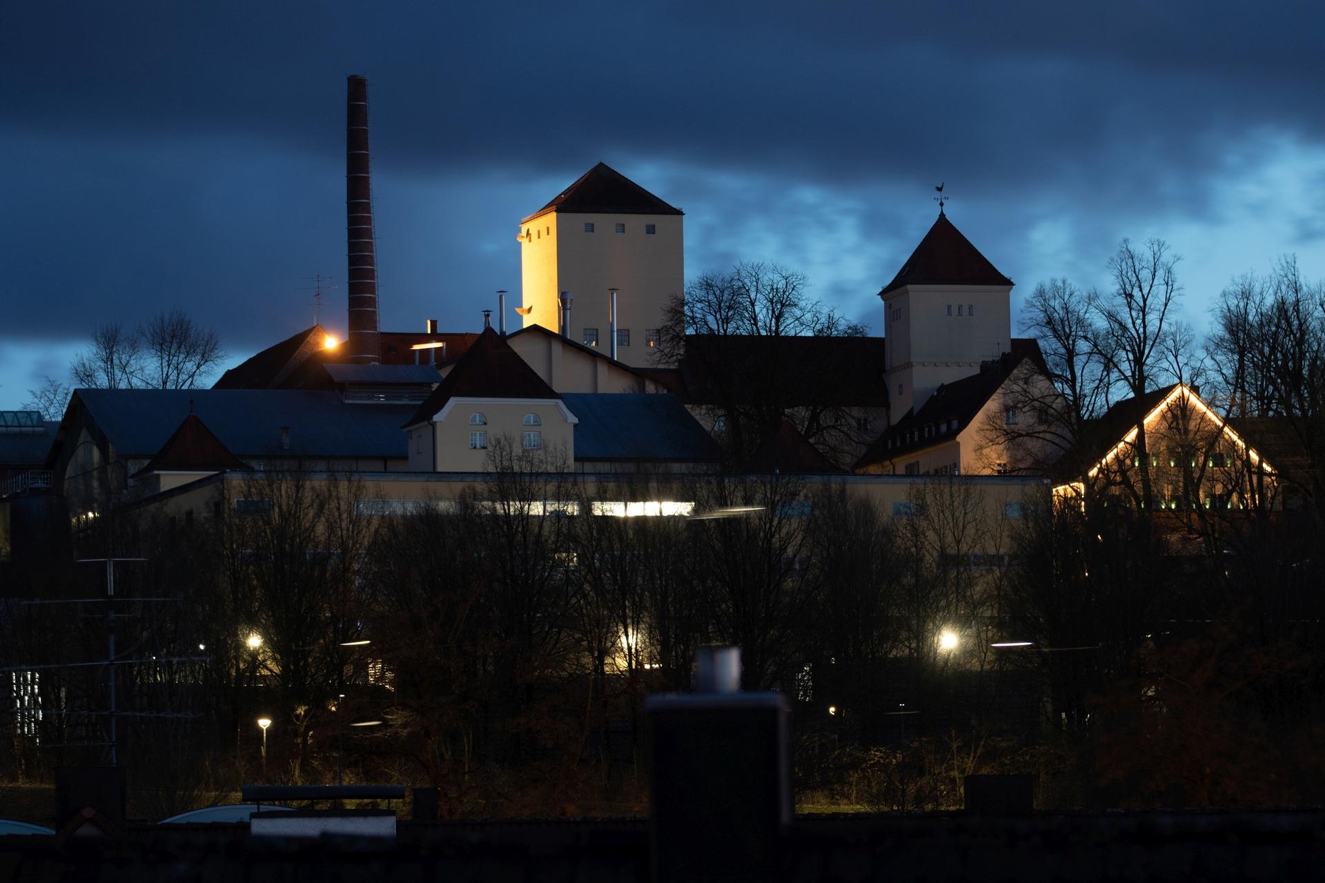 Brauerei Weihenstephan.